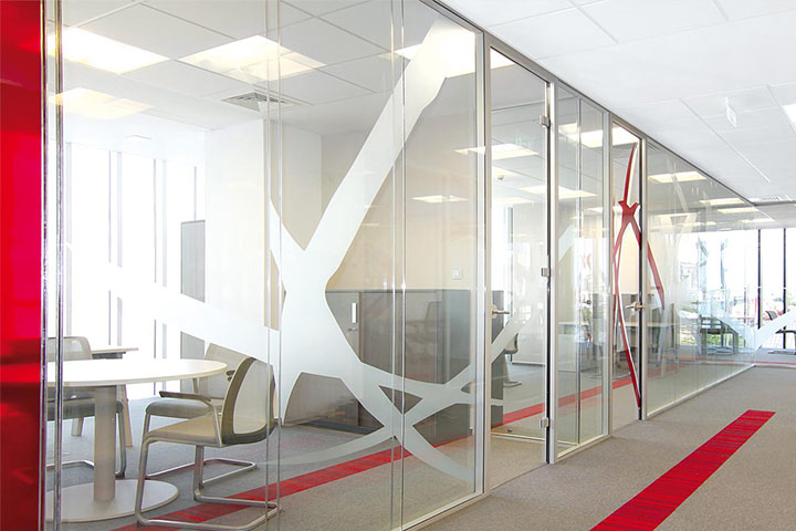 Emejing amenagement bureau ideas - Faux plafond industriel ...