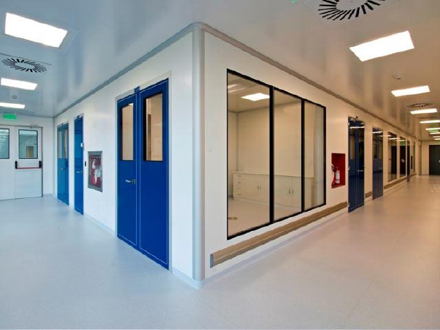panneaux salle blanche meca aluminium industriel. Black Bedroom Furniture Sets. Home Design Ideas